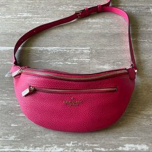 Kate Spade Leila Belt Bag - Bright Rose